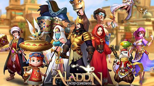 Aladdin: Lamp guardians截图