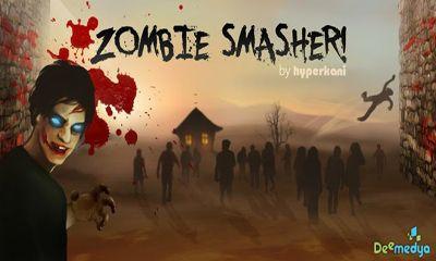 Zombie Smasher! Screenshot