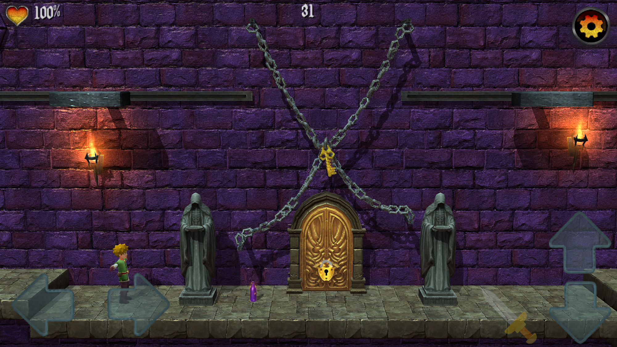 The Chained Key screenshots