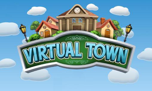 Virtual town captura de tela 1