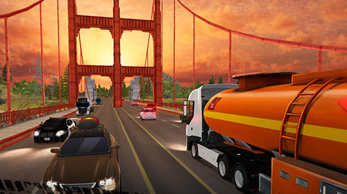World of truck: Build your own cargo empire pour Android