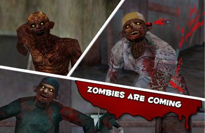 Simulation games: download Zombie Crisis 3D: PROLOGUE to your phone