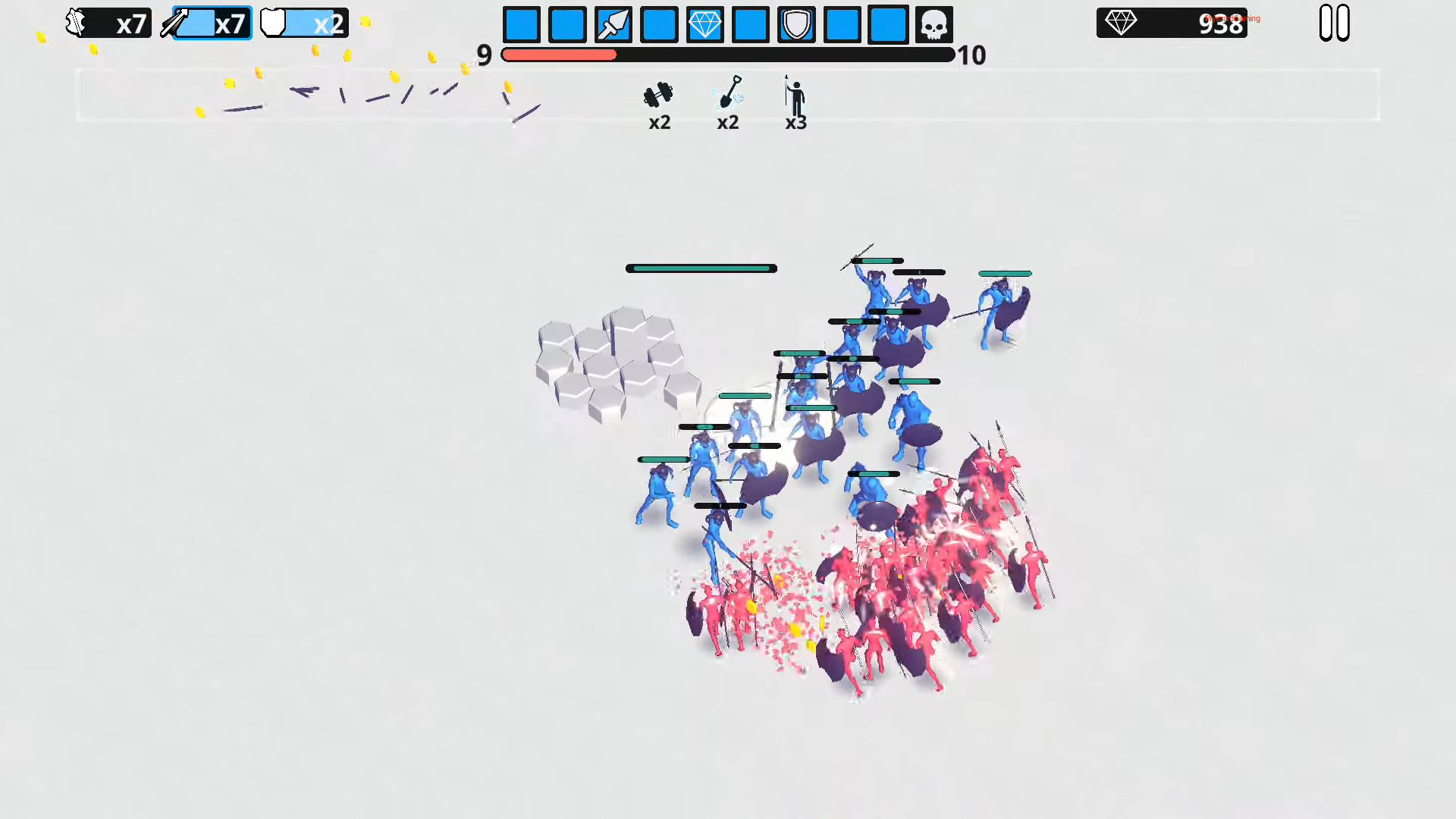 Real Time Shields скриншот 1