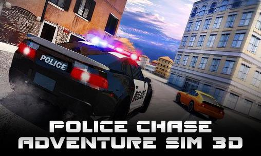 Police chase: Adventure sim 3D Screenshot