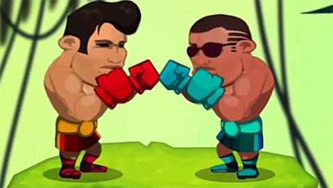 Arcade Clash of champs für das Smartphone