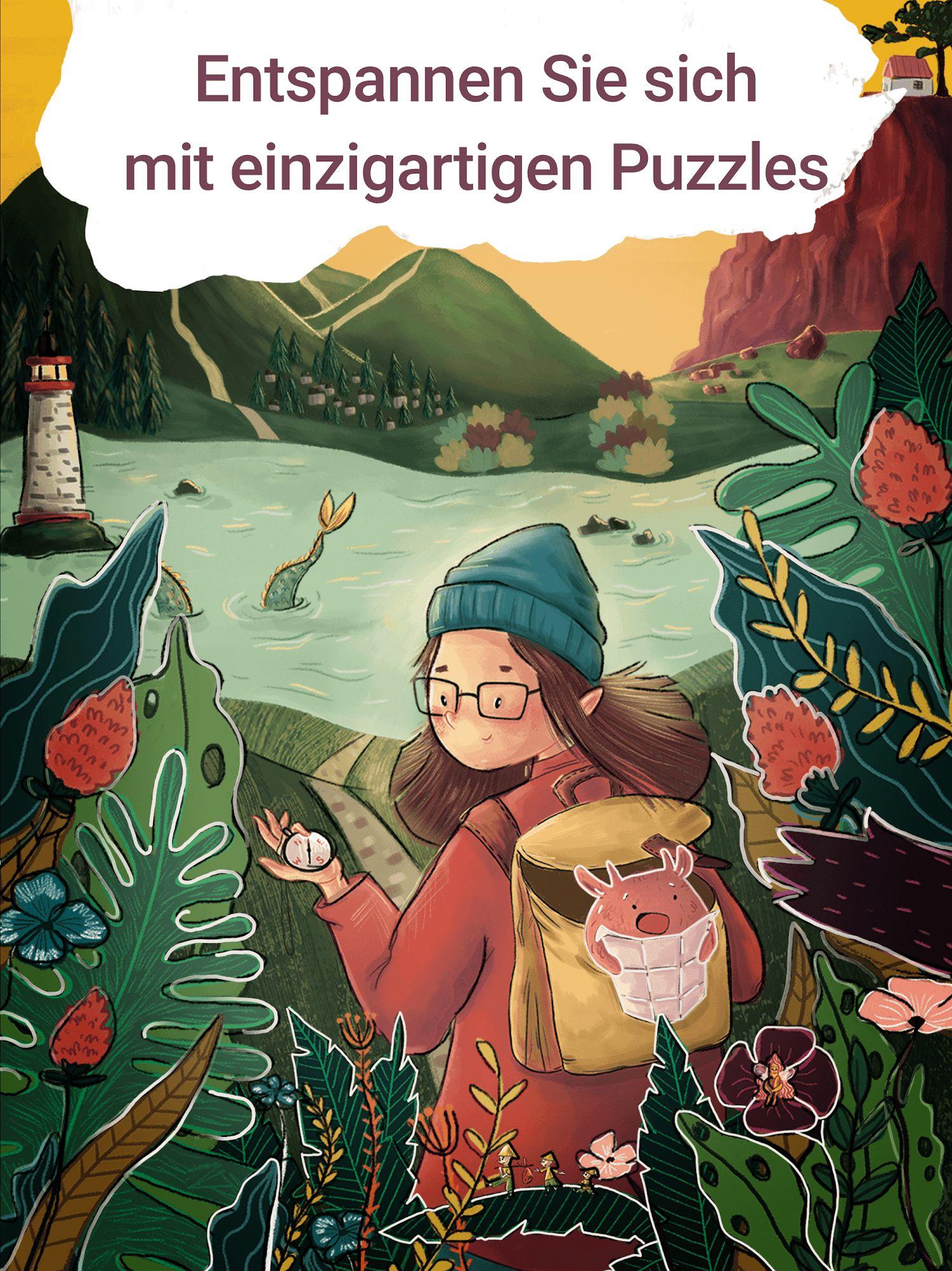 Art Puzzle - Live Jigsaw Coloring screenshot 1