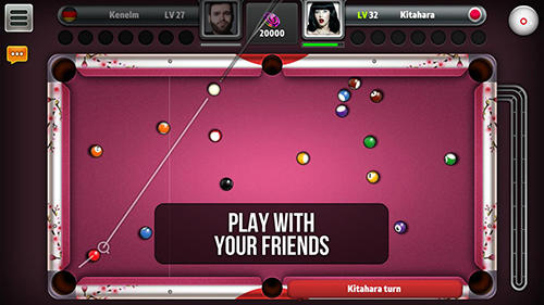 Pool ball master für Android