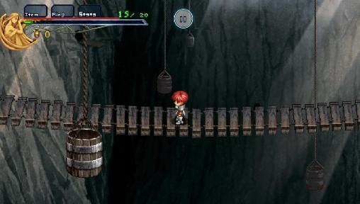 Ys chronicles 1: Ancient Ys vanished Screenshot