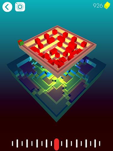 Cube rogue: Craft exploration block worlds auf Deutsch