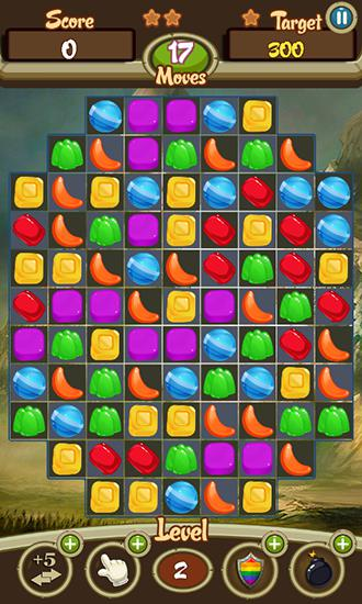 Candy crusade für Android