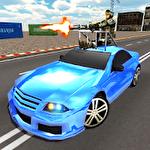 Mad car racer ícone