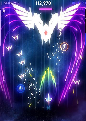 Space wingmen : Stylish arcade shooting Screenshot