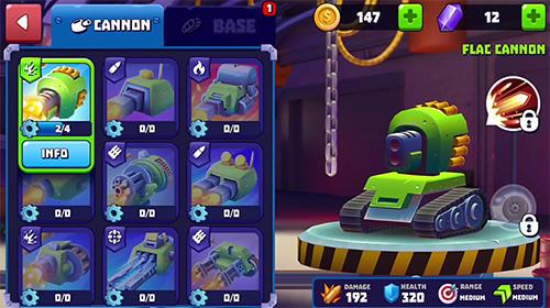 Tanks a lot! Online battlegrounds brawls para Android