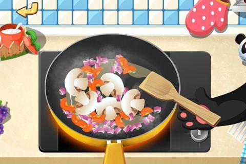 Das Restaurant von Dr. Panda für iPhone