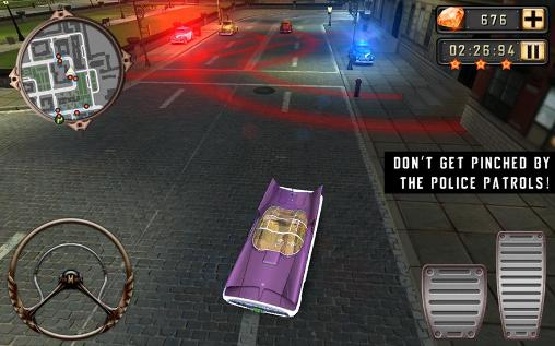 Mafia driver: Omerta para Android