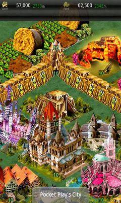 Pocket Empires Online скриншот 2