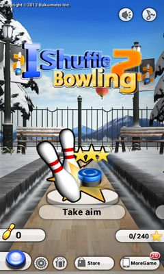iShuffle Bowling 2 Screenshot