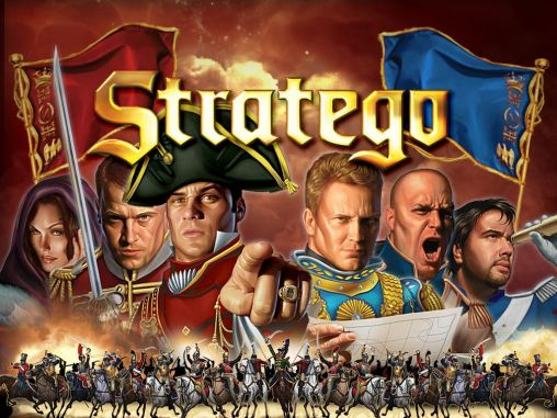 Stratego: Official board game captura de tela 1