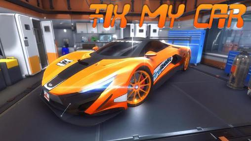 Fix my car: Supercar shop captura de tela 1