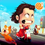 Crazy mom racing adventure. Emak-Emak matic: The queen of the street Symbol