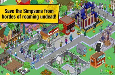 Screenshot Die Simpsons: Angeklopft auf dem iPhone