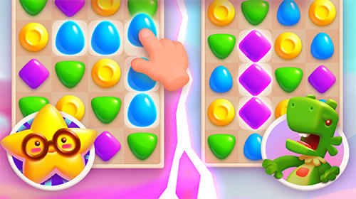 Arcade Match arena: Duel the kings of puzzle games für das Smartphone