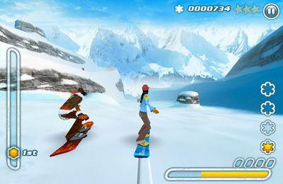 Simulation: Lade Snowboard Held auf dein Handy herunter