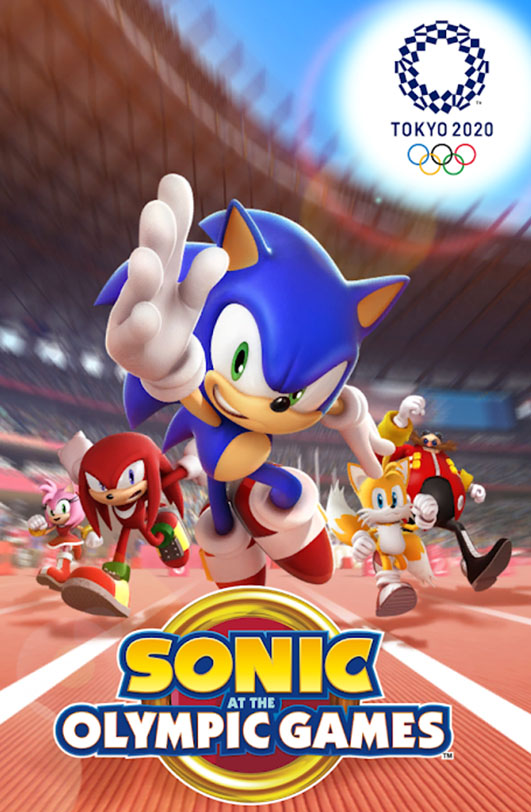 SONIC AT THE OLYMPIC GAMES – TOKYO 2020 screenshot 1