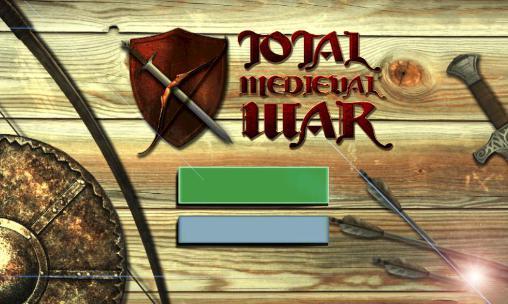 Total medieval war: Archer 3D icono
