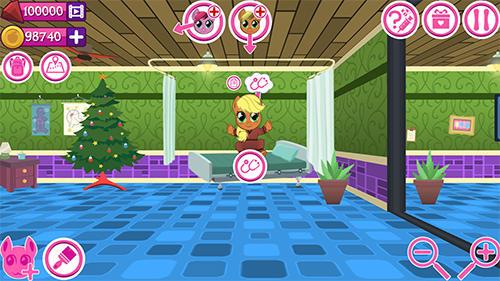 My little pony: Hospital Screenshot