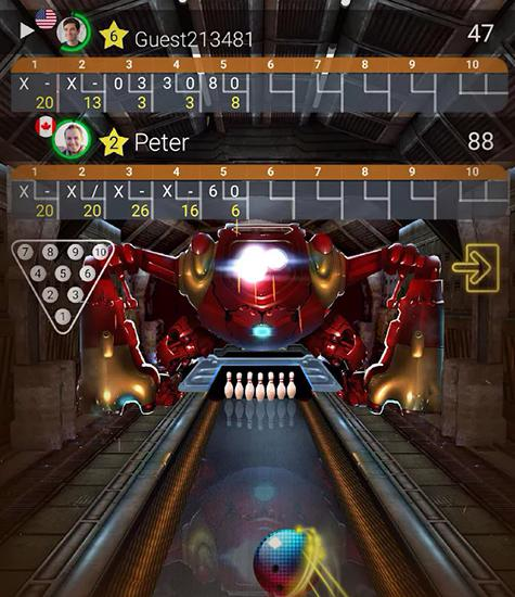 Bowling central 2 für Android