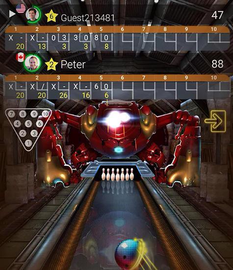 Bowling central 2 para Android