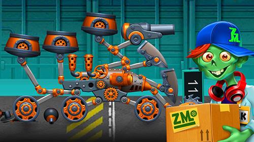 Arcade-Spiele Zombie motors für das Smartphone