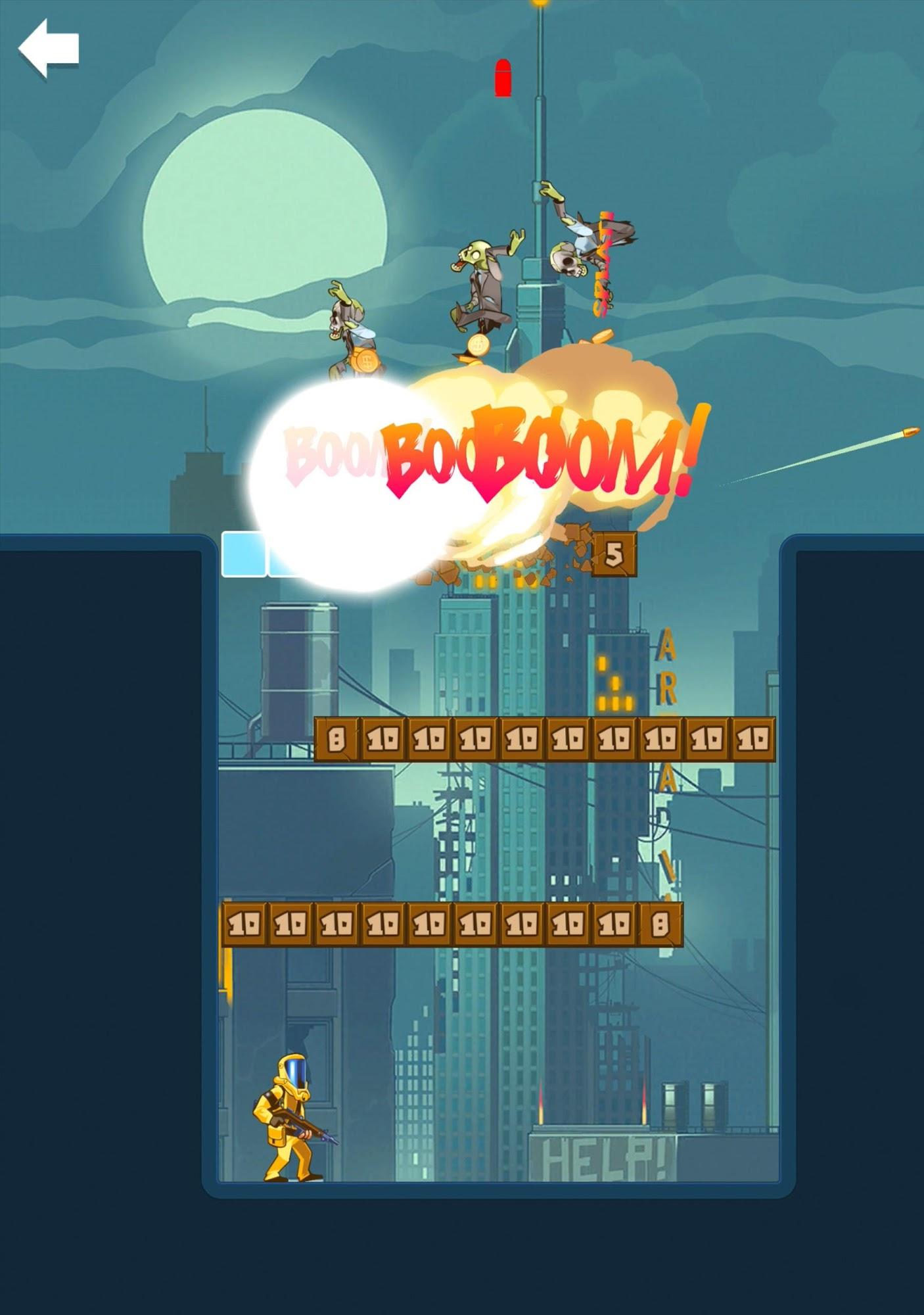 Stupid Zombies 4 capture d'écran 1