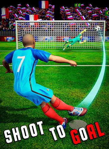 Shoot 2 goal: World multiplayer soccer cup 2018 Screenshot