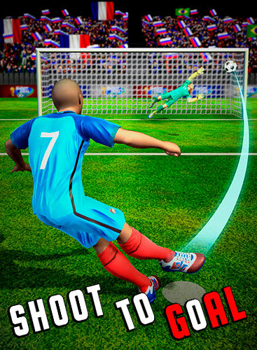 Shoot 2 goal: World multiplayer soccer cup 2018 captura de pantalla 1