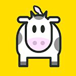 Farm factory icon