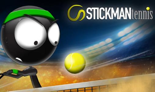 Stickman tennis 2015 Screenshot