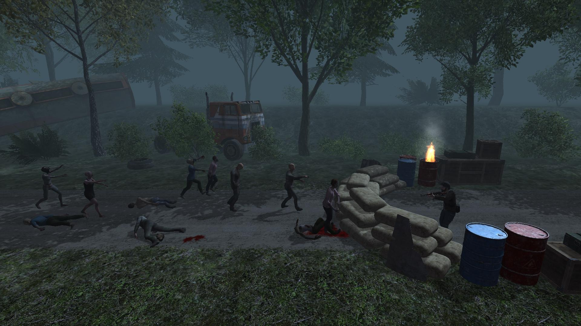 The Last Hideout - Zombie Survival para Android