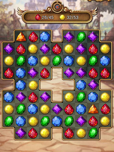 Jewels temple fantasy für Android