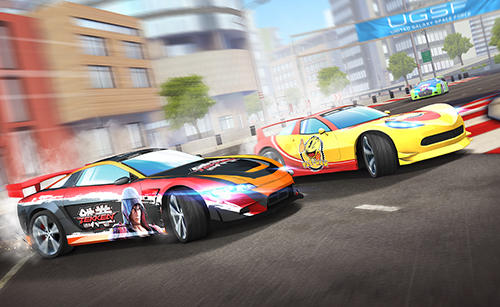 Ridge racer: Draw and drift for Android