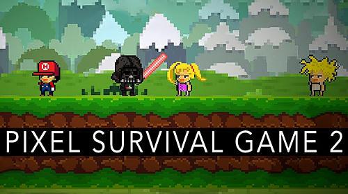 Pixel survival game 2 Screenshot