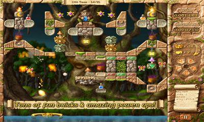 Fairy Treasure Brick Breaker for Android
