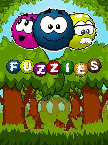 Fuzzies: Color lines captura de tela 1