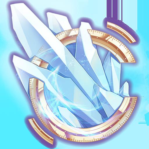 Crystalline ícone