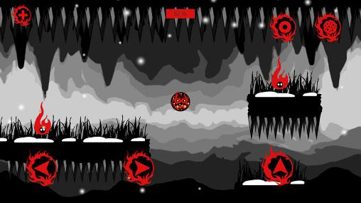 Fire bounce 2D для Android