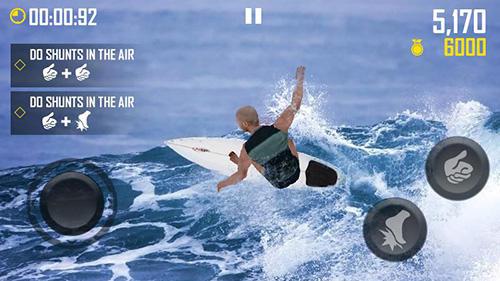 Sport Surfing master für das Smartphone