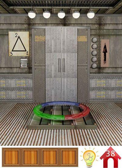 d'aventures 100 doors: Brain teasers 1 pour smartphone