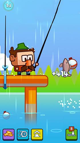 Сlic con cebo: Pulsa para pescar para iPhone