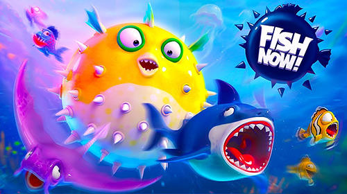 Иконка Fish now: Online io game and PvP battle